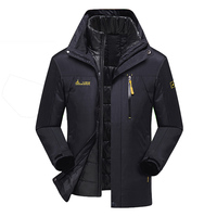 Size 5XL 6XL Winter Jacket Men Women Waterproof Thick Warm Snow Liner Parka Brand Sports Ski
