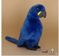 Free shipping 32cm Parrot Plush Toys Cartoon Stuffed Dolls solft toy for Children Gift