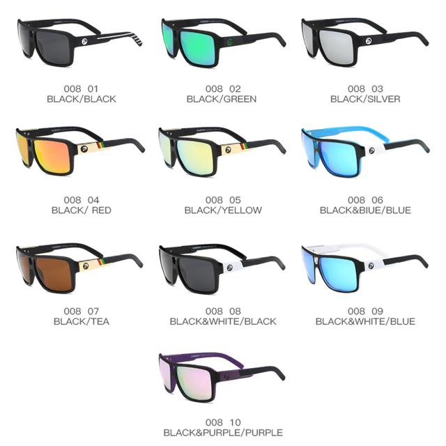 DUBERY D008 Polarized Sunglasses