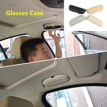 Бежевые кремовые очки Оригинальный чехол высокого качества для