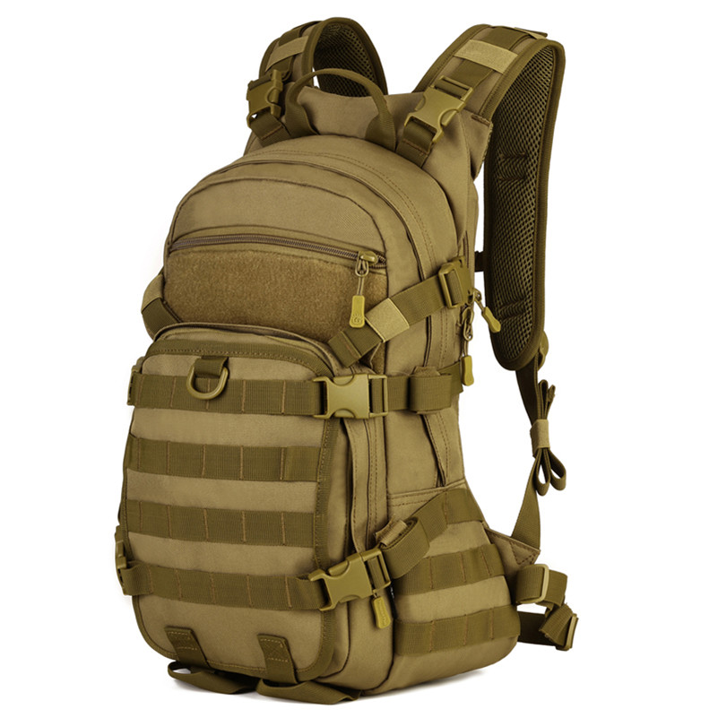 ФОТО Hot Sale Men Outdoor Sport  Bags  25L New Leisure Men's Backpack Travel  Women Wear-resisting Nylon Pack