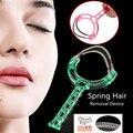 1 ШТ. Epistick Remover Threading Весна Придерживайтесь Безопасности Волосы Хороший Инструмент Эпилятор