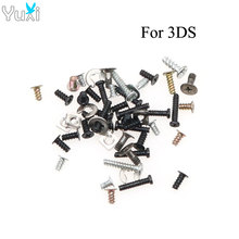 1 Bag Full Set Screw Sets Replacement for Nintendo for 3DS Game Console Back Shell & Motherboard стоимость