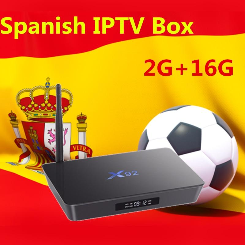 X92 android tv box 16GB Rom Amlogic S912 Spain Spanish IPTV Swedish Nordic Live+VOD 1 Year iptv subscription IP TV smart tv Box gtv m511 japanese tvpad4 tv box japanese built in wifi android tv box free japanese 21 live channels streaming iptv hd tv tvpad4