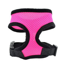 Pet Accessories Dog Vest Mesh Harness Lead Chest Dog Summer Clothes Dog Life Vests high quality dog clothes(China)