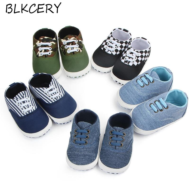 Fashion Brand Newborn Baby Boy Shoes 1 Year Old Walking ...