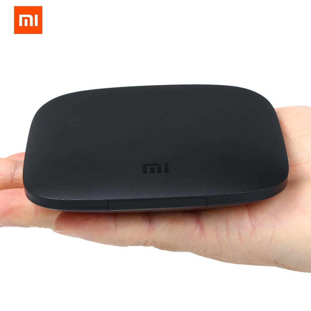 Official International Version Original Xiaomi Mi Android TV Box Quad Core Cortex A53 4K H 265