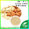 100% natrual Bitter Apricot Kernels/bitter almond extract powder 100g/lot
