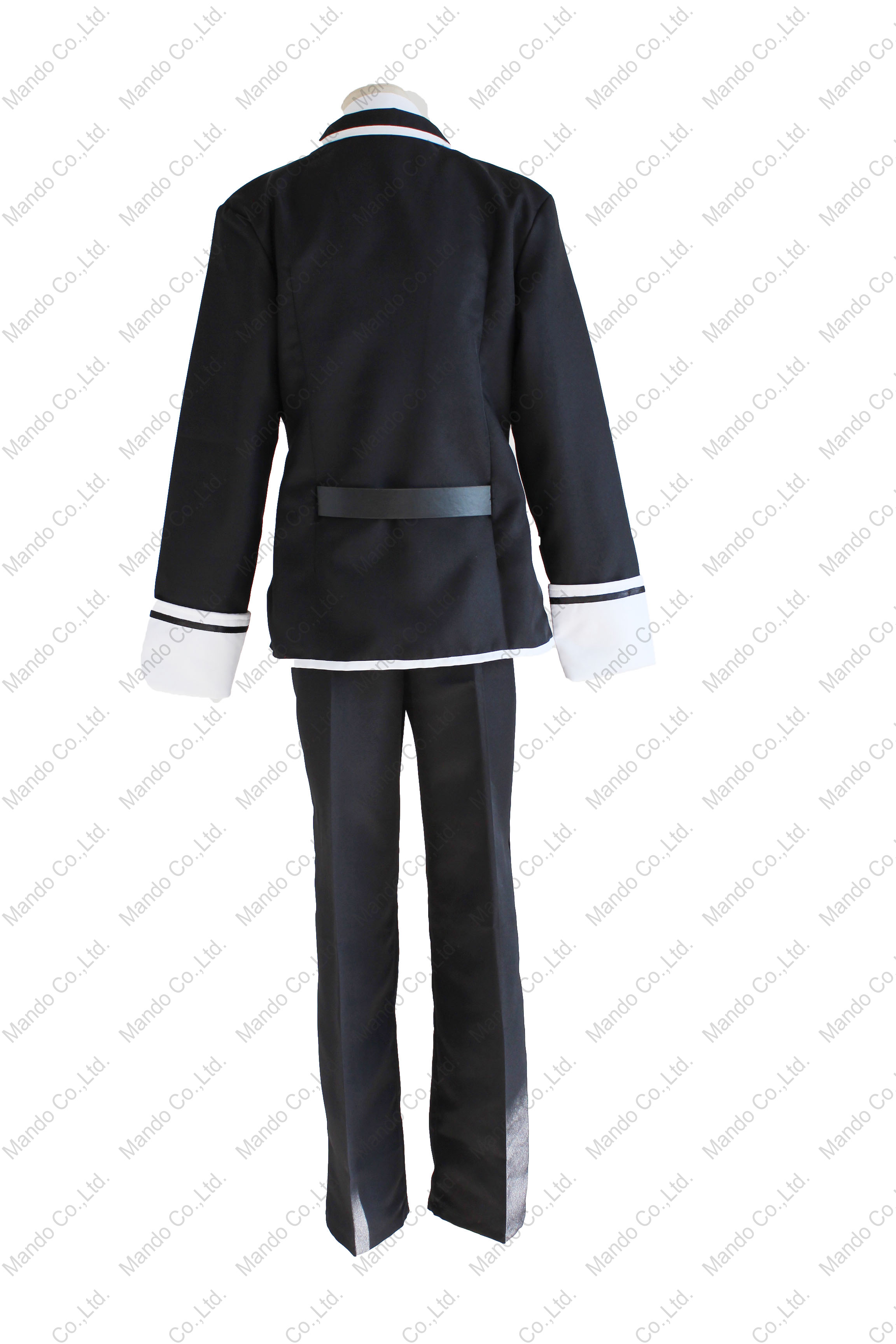 Anime DIABOLIK LOVERS Sakamaki Ayato Cosplay Costumes hommes costume - Costumes - Photo 4