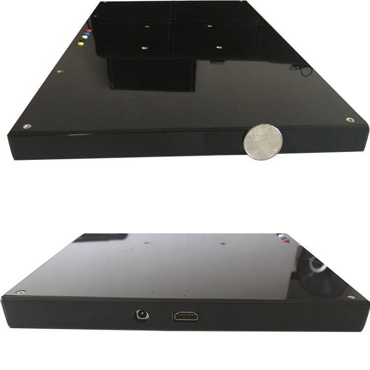 15.6 pollice di Gioco Portatile Schermo Monitor Screen Retroilluminazione Regolabile 1920x1080 IPS HDMI 1080 p Auto Raspberry Pi 3 PS4 1080 p - 5
