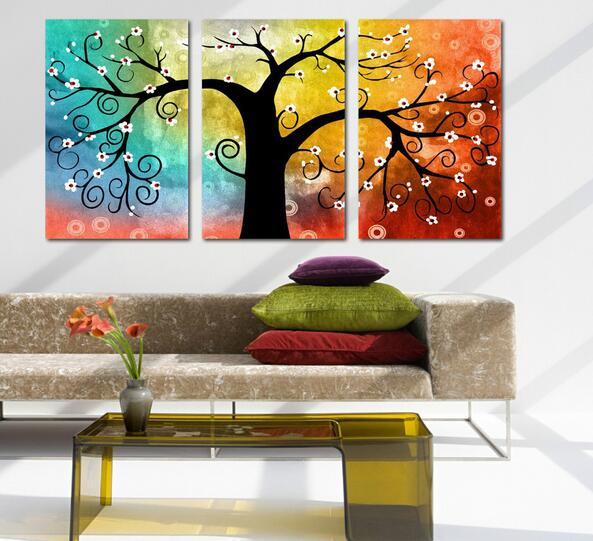 Multi Frame Wall Art popular multi panel canvas wall art with frame-buy cheap multi