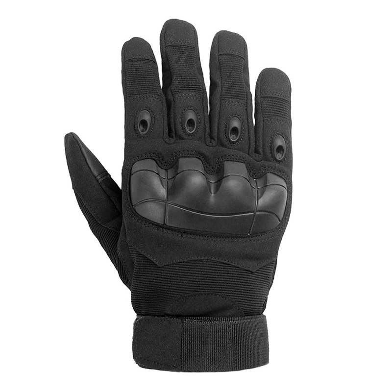 Tactical Military Armed Army Paintball Gloves Touch Screen Shooting Airsoft Combat Anti-Skid Rubber Knuckle Full Finger Gloves