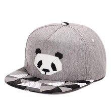 XUYIJUN fashionspring and summer lovers baseball cap hip-hop hat male Ms. cute panda zebra rubber hatsnapback Flat-brimmed hat