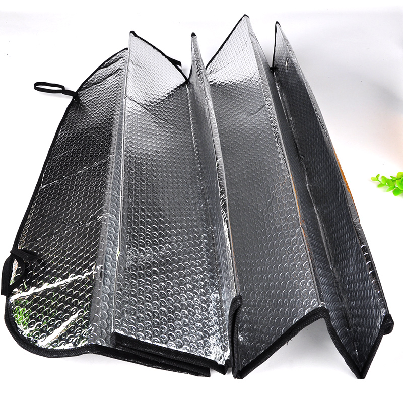 Fabulous 2018 Universal Reflective Car Aluminum foil Windscreen Sunshade  AJ51