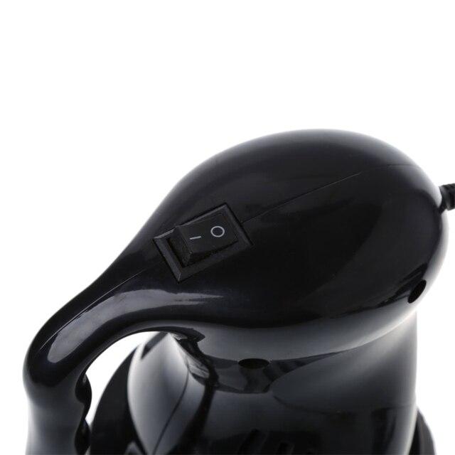 DC 12V 40W Machine à polir voiture Auto polisseuse outil électrique polissage épilation à la cire 120x120x165mm