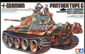 tamiya  35170  1/35 GERMAN PANTHER TYPE G  TANK  Assembly Model kits scale model  3D puzzle vehicle model