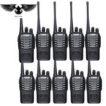 10pz baofeng bf 888s рация uhf400 470mhz due vie ham Радио 888