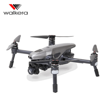 Walkera VITUS 320 5.8GHz Wifi FPV Drone With 3 Axis 4K Camera Gimbal Obstacle Avoidance AR Games Drone VS DJI MAVIC Pro Spark