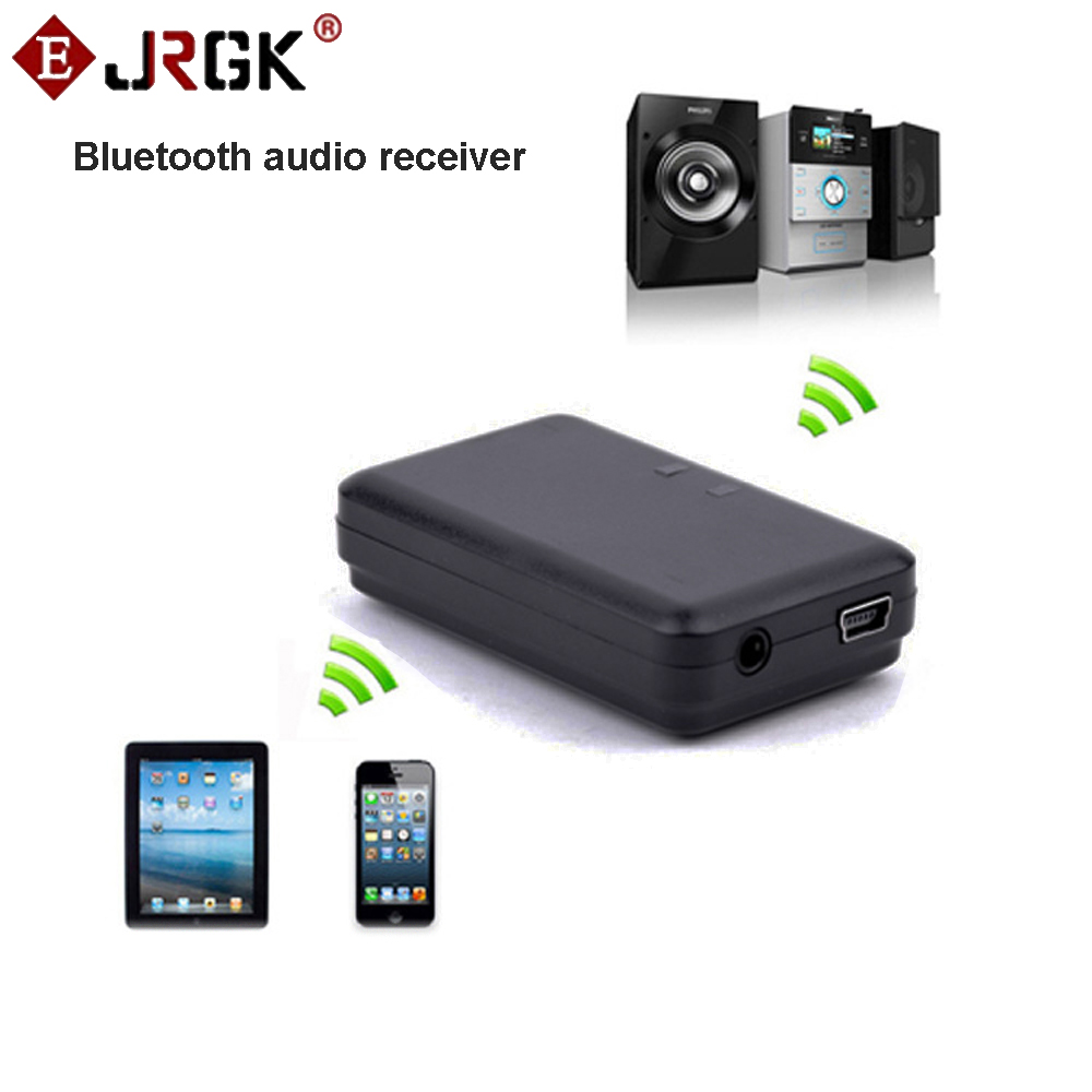 Aliexpress Com Buy Marsnaska High Quality Car Bluetooth Fm Music Receiver Car Bluetooth: Aliexpress.com : Buy JRGK Wireless Bluetooth A2DP Audio Music Streaming Receiver 5V 3.5mm Home