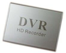 New 1Ch Mini DVR Support SD Card Real-time Xbox HD 1 Channel cctv DVR Video Recorder Board Video Compression Color White/ black
