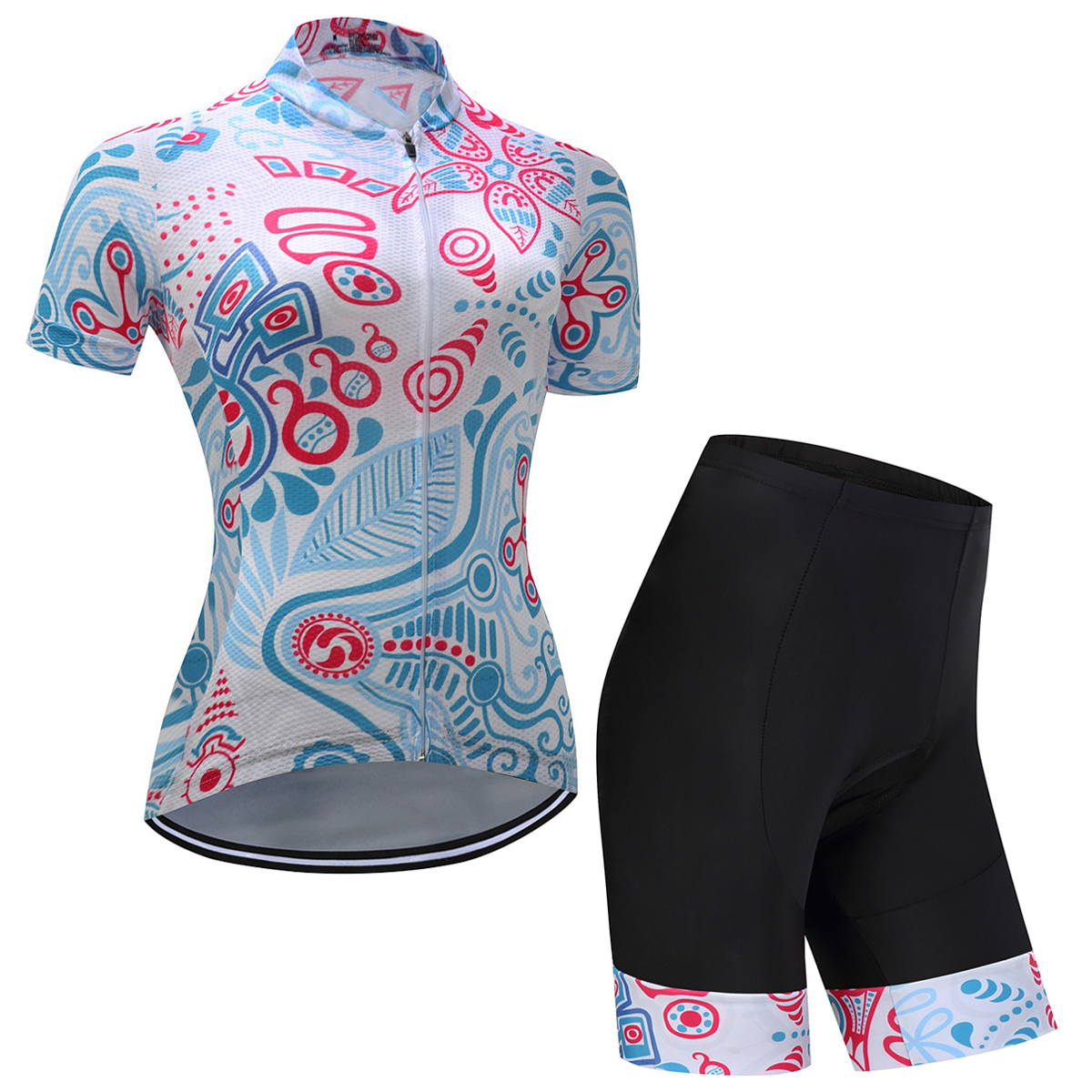 Hot Selling EU Brand SUSHAN Women Cycling Jerseys 5D Gel Pad Pro Team Bike Clothing Maillot Ciclismo Ropa Female Bicycle Cloth 176 hot cycling jerseys magnolia flowers hot cycling jersey 2017s anti pilling female adequate quality sleeve cycling clothing f