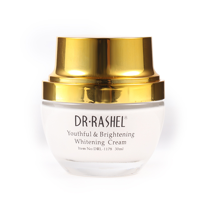 24 K gold day creams Collagen night creams face care treatment whitening cream skin care Youthful & Brightening cream DR RASHEL