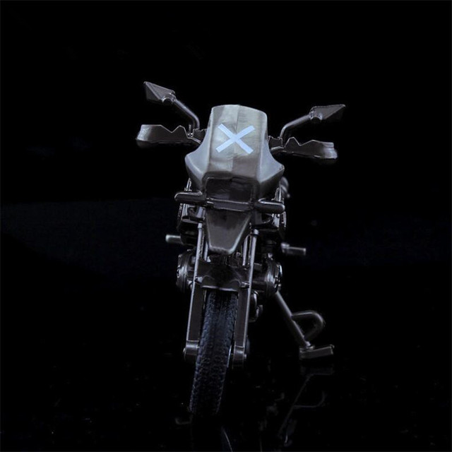 Playerunknown's Battlegrounds Motorcycle Model Toy
