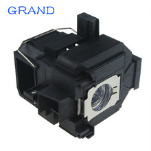 Compatible projector lamp  ELP69 For EH-TW9500C EH-TW9510C EH-TW9200 projectors with housing HAPPY BATE