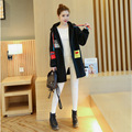 The New Maternity Pregnant Women Loose Shirt Fashion Autumn Zipper Pull Large Size Women Jacket Waternity