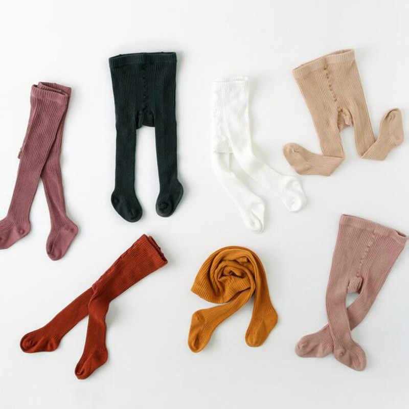 Medias de algodón para bebés recién nacidos, medias de otoño para niños y niñas, medias cálidas para niños y niñas, medias para bebés