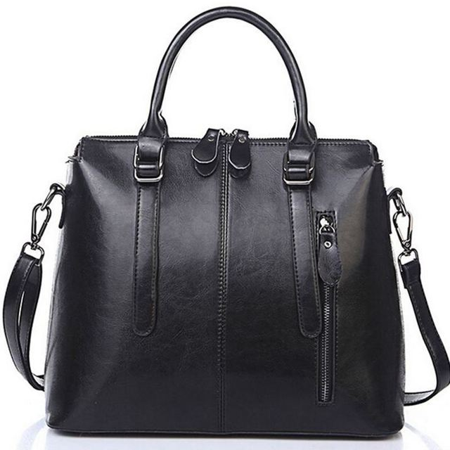 2017 Women Brand Bag Bolsas Femininas Tassel Women's Handbags women leather handbags Ladies Leather Bag Lady  Bag Luxury  A45-2