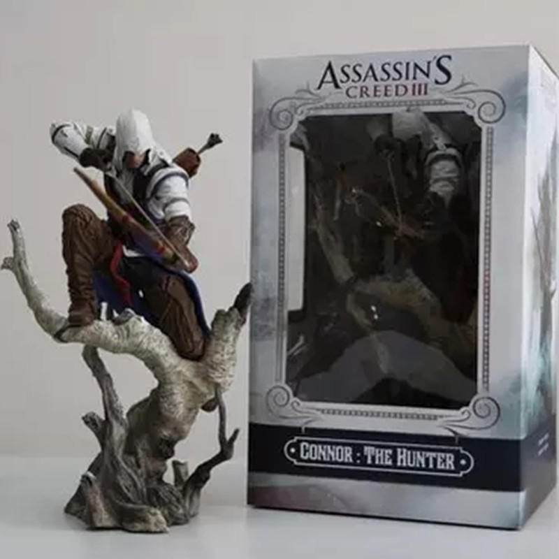 UBISOFT Assassin's Creed Connor Freedom Ver Archery Modelling PVC Action Figure Collection Model Toy G832