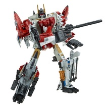Lensple HZX Transformation G1 Superion IDW 5 IN 1 Sets War Team KO Collection TF Action Figure Robot Toys