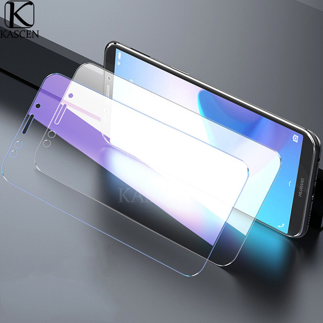 US $2 49 |KASCEN 2Pcs Tempered Glass For Huawei Y5 Y6 Y7 Y9 Pro 2018  Explosion proof Anti Blue Light Screen Protector For Huawei Y9 2019-in  Phone