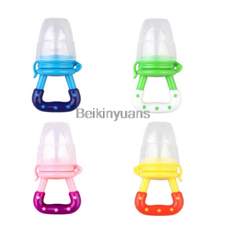 Safe Baby Feeding Pacifier Toddler Pacifier Fruit Vegetable Feeding Device Child Feeding Nipple Tool Fresh Food Feeder Pacifiers