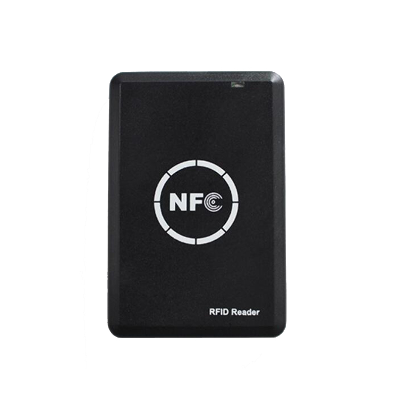 Image 4 - LUCKING DOOR 13.56MHz M1 Card Reader Writer rfid Copier Duplicator NFC RFID Smart Card Reader Writer-in Control Card Readers from Security & Protection