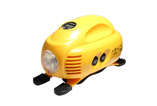 Portable 12V 160PSI Car Tire Tyre Inflator Pump Mini Digital Compressor Auto Stop Pump Car Bike Tyre Air Inflator