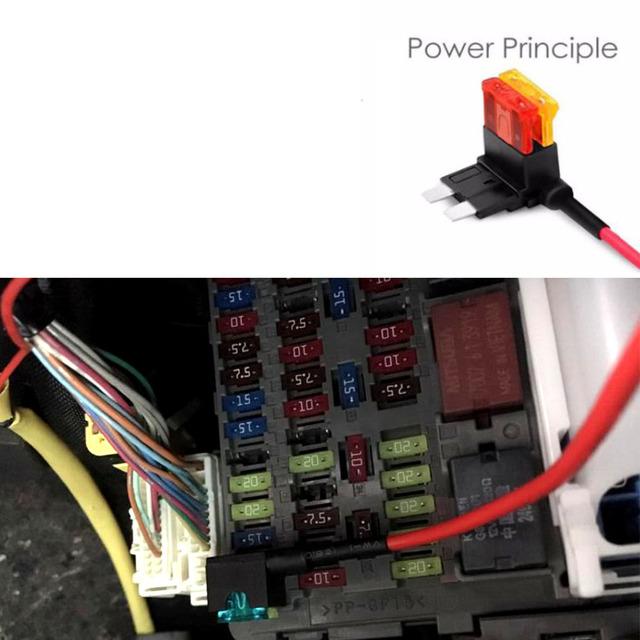 120pcs/lot Car Truck Small Size MINI Blade Fuses 5A 10A 15A 20A 25A 30A AMP Plastic Box Assortment with Clip