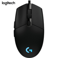 Original Logitech G Pro Gaming Mouse Wired Esports Mechanical Mouse Desktop Laptop PC Portable Mice for Windows 10/8/7