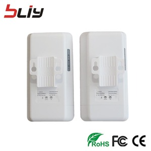Image 3 - 1pair 900Mbps Wireless CPE Outdoor 2KM point to point Wireless Bridge Router Wifi Repeater 2.4Ghz long range CPE Bridge