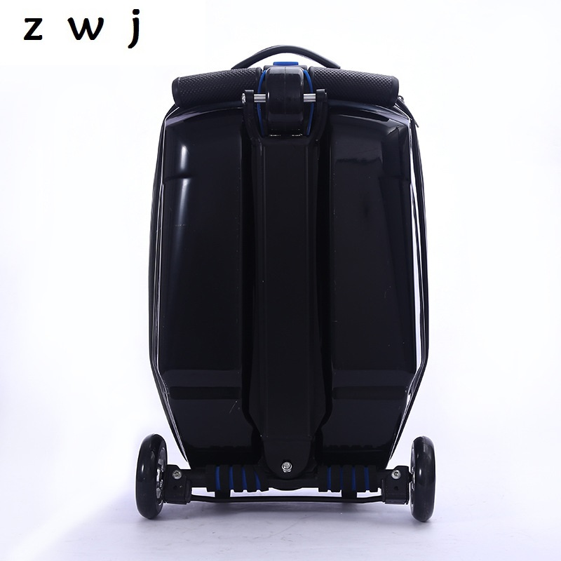 New Designe Child Scooter Luggage Suitcase With Wheels Skateboard Carry ons Luggage New Designe Child Scooter Luggage Suitcase With Wheels Skateboard Carry ons Luggage