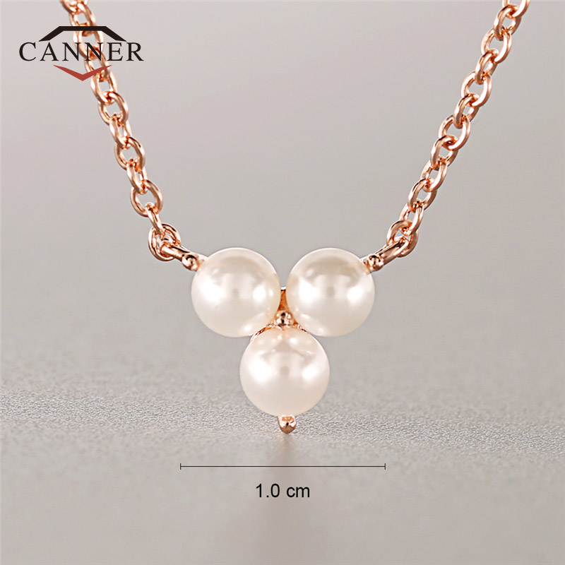New 1Pcs Charm Artificial Pearl Necklace Wedding Gift