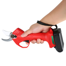 Electric Garden Pruner Tool Cordless Electric Rechargeable Lithium Pruning Shears Branch Cutter Grafting Tool  Garden Scissors