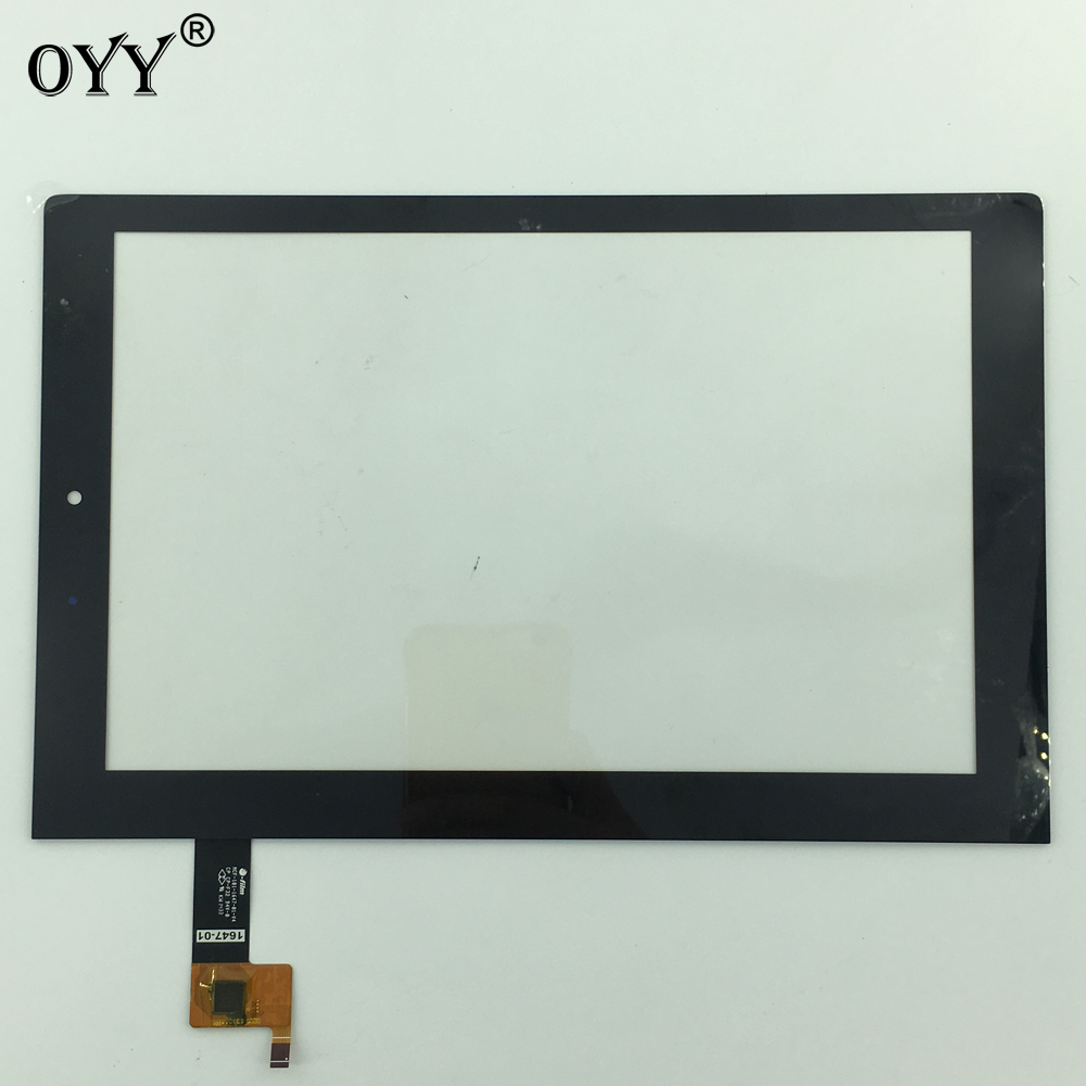 New touch screen Digitizer Glass Sensor Replacement <font><b>parts</b></font> For <font><b>Lenovo</b></font> <font><b>Yoga</b></font> Tablet <font><b>2</b></font> 1050 1050F 1050L MCF-101-1647-01-v4 image