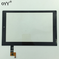 New touch screen Digitizer Glass Sensor Replacement parts For Lenovo Yoga Tablet 2 1050 1050F 1050L MCF 101 1647 01 v4