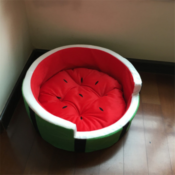 Warm Cotton Watermelon Bed