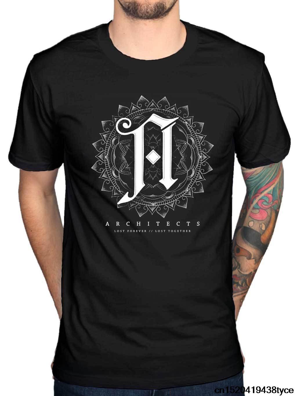 Jzecco 2017 Men 39 S Fashion Architects Mandala T Shirt Metal