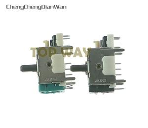 Image 1 - 4 stks/partij Controller 3D Analoge Stick Sensor Module Joystick Potentiometer Voor PS2 XBOX360 ALPS Voor XBOX 360 OEM ChengChengDianWan
