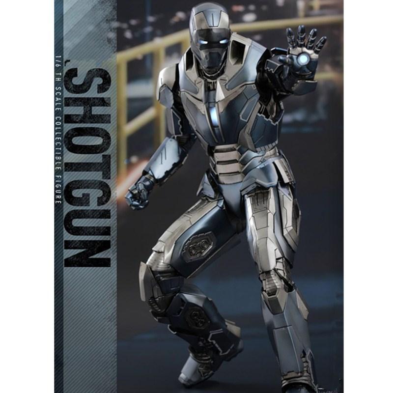 Avengers 3 Movie Iron Man Tony Stark 1:6 MK40 Superhero PVC Action Figure Collectible Model Toy L2226
