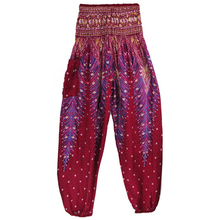 Vertvie Yoga Pants Print Yoga Leggings Pilates Bloomers Women High Waist Wide Legs Breathable Dance Trousers Sport Women Fitness